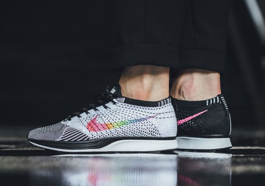 On-Foot Preview Of The Nike Flyknit Racer BE TRUE