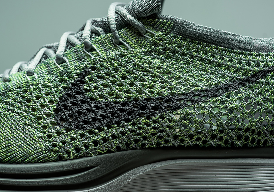 4cd29c0d38b9 ... spain nike flyknit racer release date may 19th 2017 150. color white  cool grey ghost