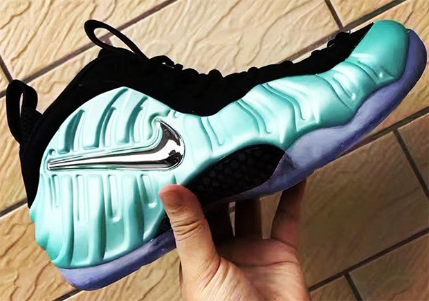 big sale 0cdb7 260ae Nike Air Foamposite Pro Island Green July 2017 | SneakerNews.com