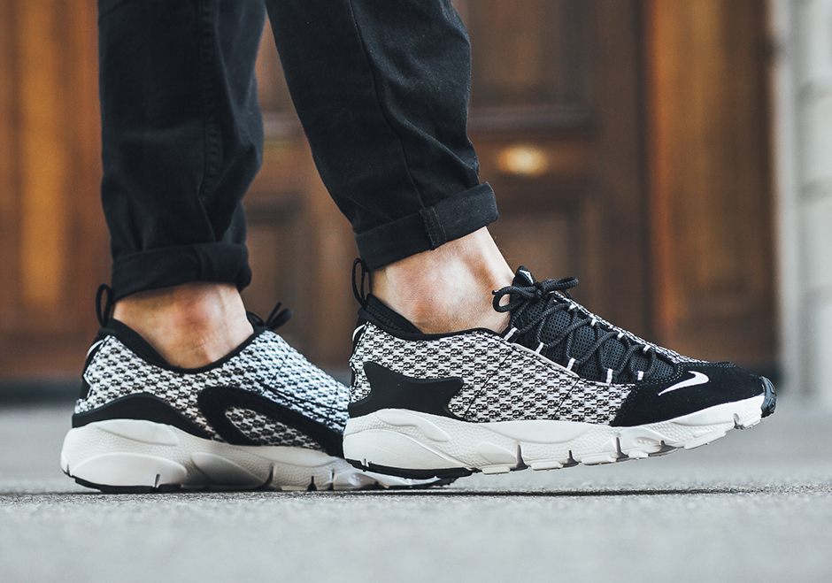 0f5f930034 Nike Air Footscape NM Jacquard Release Date: May 26th, 2017. Color: Black/ White-Black Style Code: 898007-001