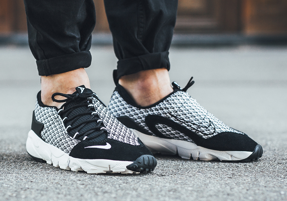 fd0c47d9ec Nike Air Footscape NM Jacquard Release Date: May 26th, 2017. Color: Black/ White-Black Style Code: 898007-001. Advertisement