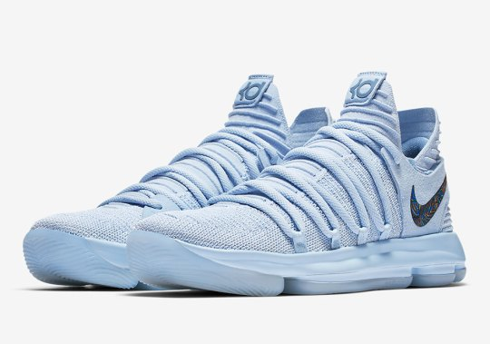"The Nike KD 10 ""Anniversary"" Releases This Friday"