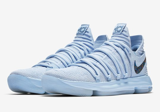 """The Nike KD 10 """"Anniversary"""" Releases This Friday"""