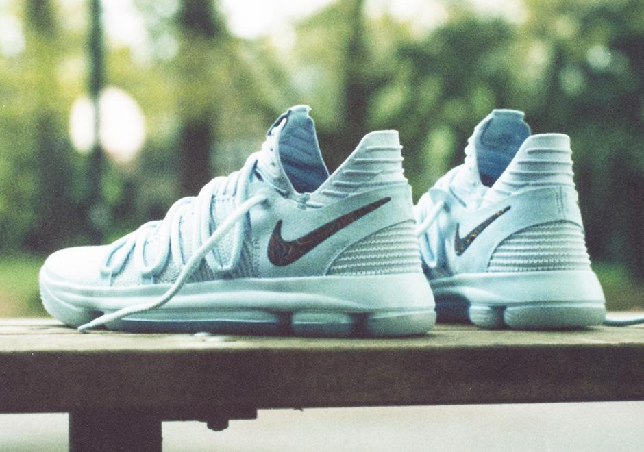 timeless design b3f68 0f96f Nike Unveils The KD 10