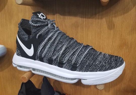 "Nike KD 10 ""Oreo"""