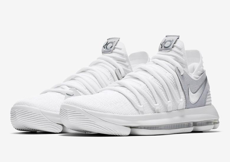da8e109f7e27 Nike KD 10 Still KD Release Date 897815-100