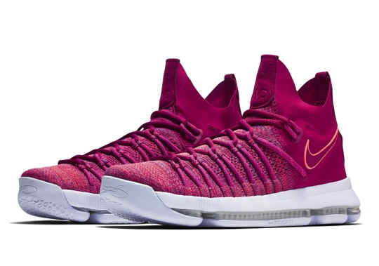"Nike KD 9 Elite ""Racer Pink"" Set For Mid-May Release"
