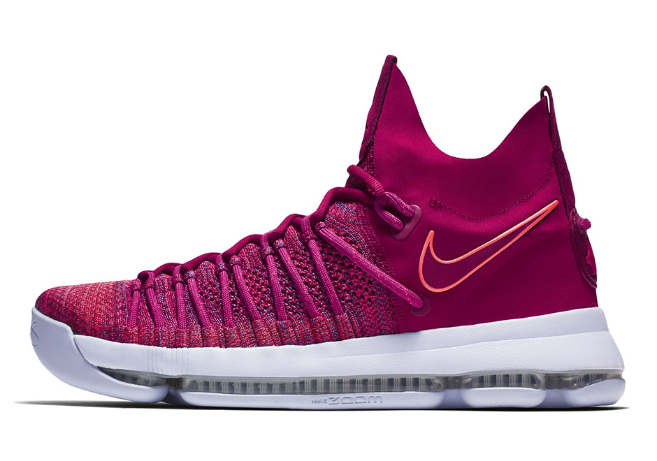 """new product 1e5e6 5e5bd Nike KD 9 Elite """"Racer Pink"""" Release Date  May 15th, 2017"""