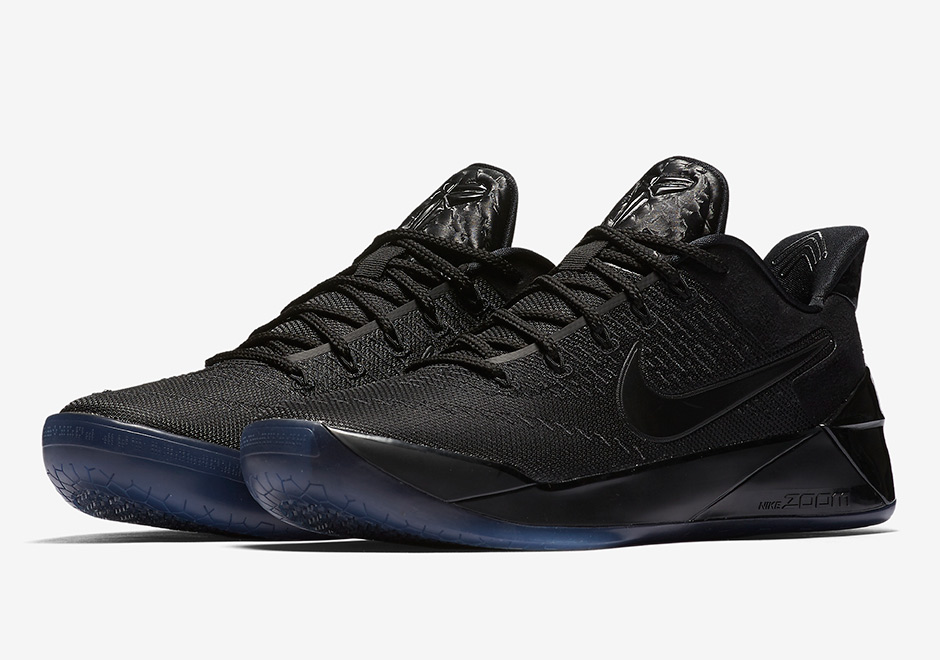 Nike Kobe AD Triple Black 852425-064 | SneakerNews.com