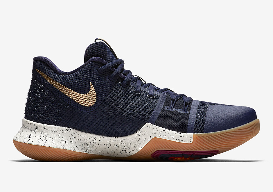 kyrie 3 kids gold
