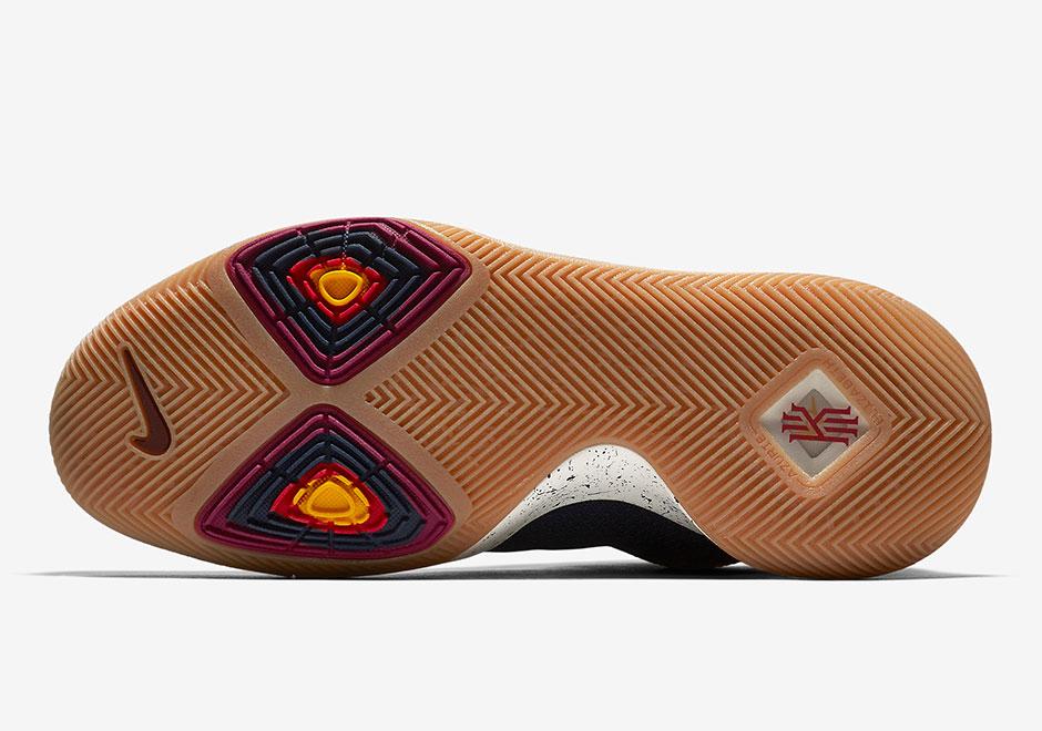 cheap for discount 27020 ec83b Nike Kyrie 3 Obsidian Gold 852395-400   SneakerNews.com