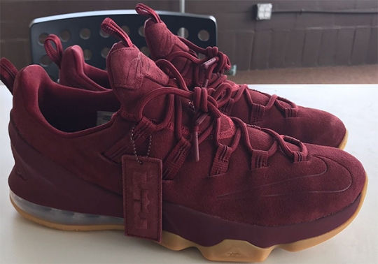 The Nike LeBron 13 Low Is Returning This Summer