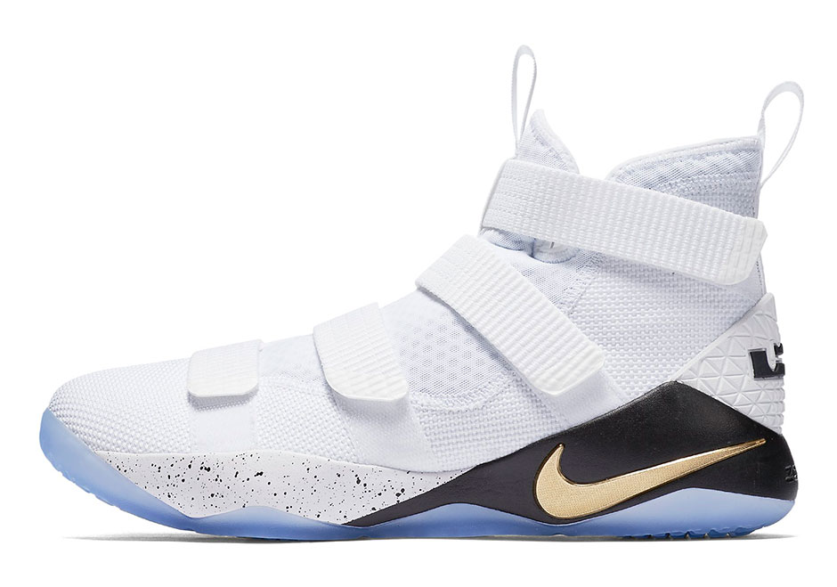264b2ca8cba Nike LeBron Soldier 11 SFG Release Date  June 3rd