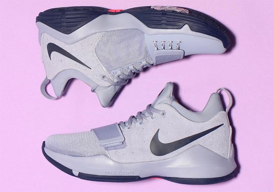 quality design e0fc5 2d004 Nike PG1 Glacier Grey 878628-044   SneakerNews.com