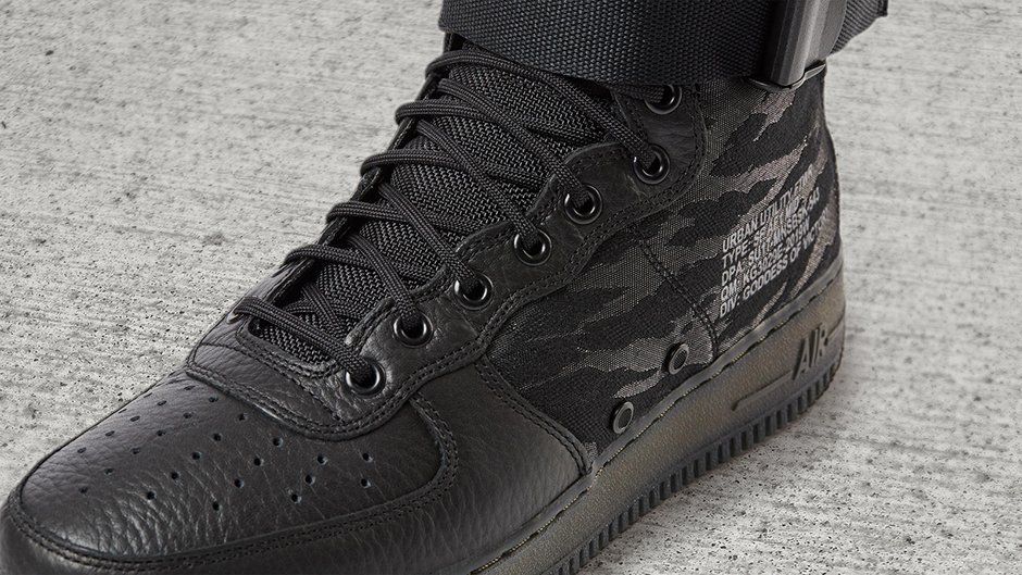 Nike SF AF1 Mid Tiger Camo Release Date |