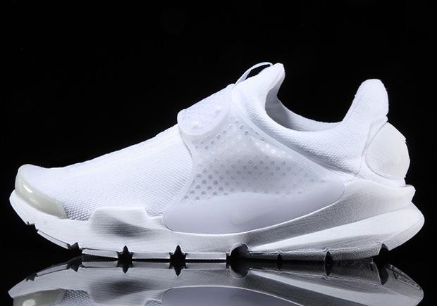 Nike Sock Dart Triple White 819686-100