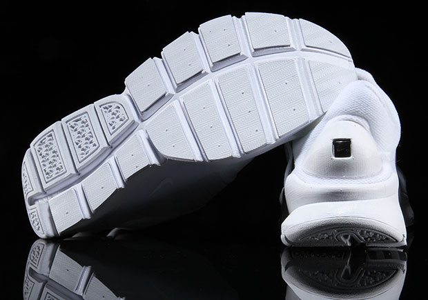 huge discount b4773 8bff0 Nike Sock Dart KJCRD  130. Color  White White Style Code  819686-100.  Advertisement