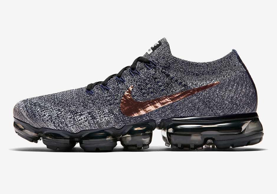 """4b9abd592e5 The Nike VaporMax Gets Another New Look in """"Copper"""""""