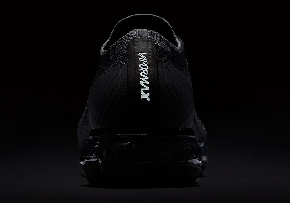 Nike Vapormax Black Anthracite