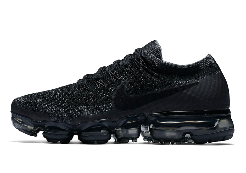 Nike Vapormax Grey And Black