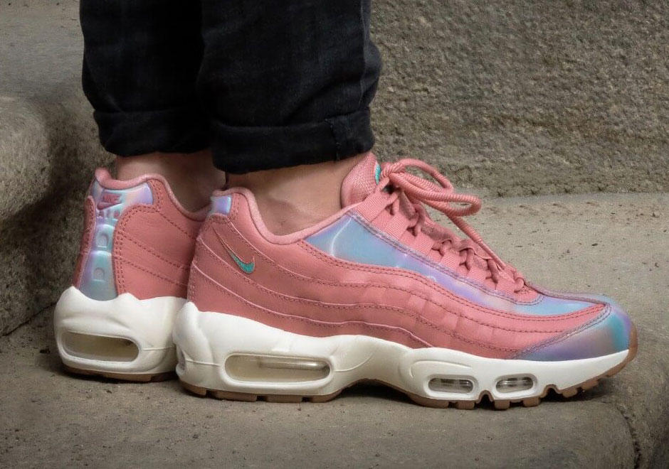 Mens Air Max 95 Stardust Rouge