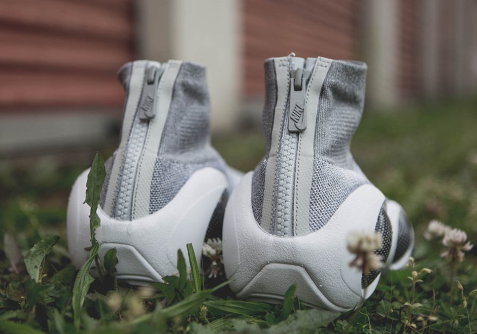 """Nike Zoom Flight Bonafide """"Cool Grey"""" Release Date: May 11th, 2017 $150.  Color: Cool Grey/Pure Platinum"""