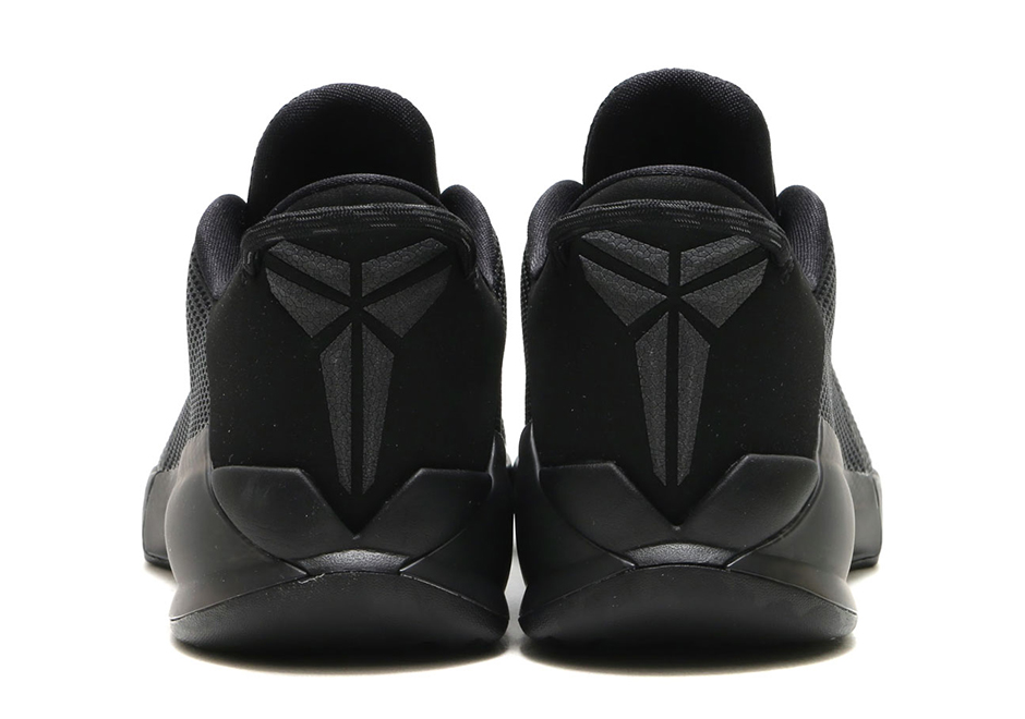 wholesale dealer a197f c478d Nike Kobe Venomenon 6 Triple Black 897657-001   SneakerNews.com