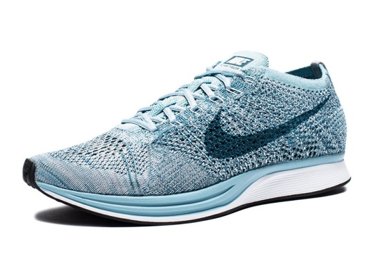 "Nike Flyknit Racer ""Legion Blue"" Releases On May 19th"