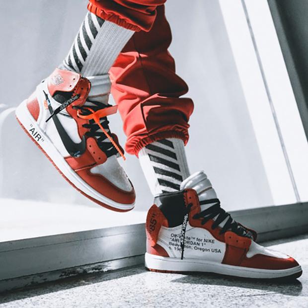 OFF WHITE Air Jordan 1 Releases on