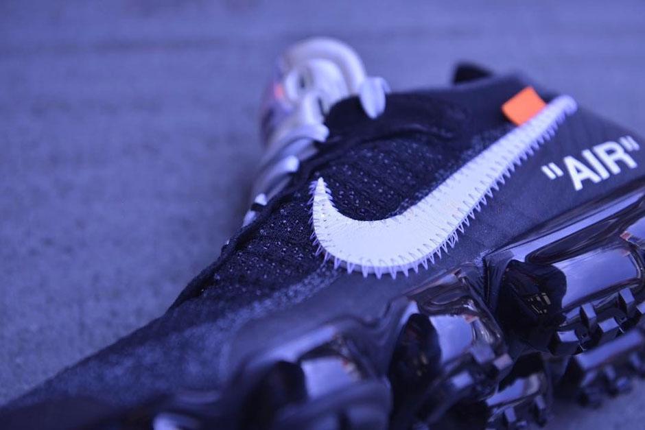 OFF WHITE Nike VaporMax Release Date September 1st