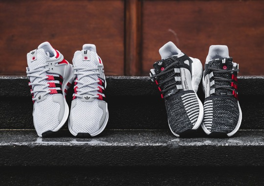 Overkill And adidas Consortium Set To Release Two EQTs Soon