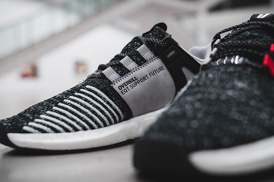cheap for discount 2f07a 68f29 Overkill adidas Consortium EQT Collection | SneakerNews.com