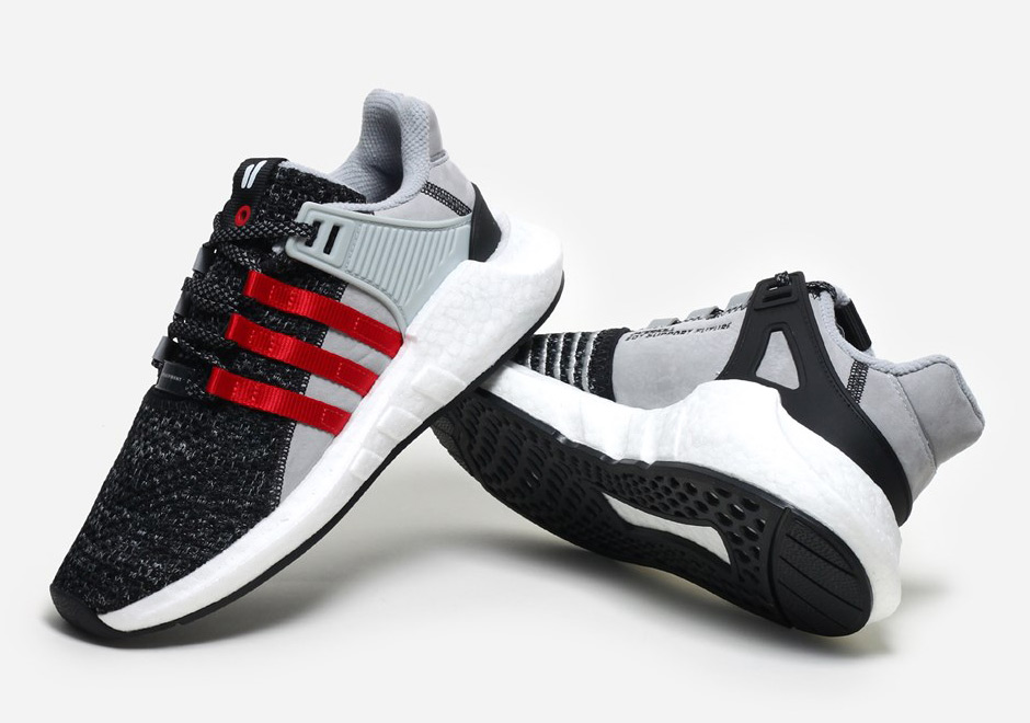 on sale 81e0e eb899 Berlin sneaker shop Overkill takes advantage of their status of one of the  select retailers within the prestigious adidas Consortium with a special EQT  ...