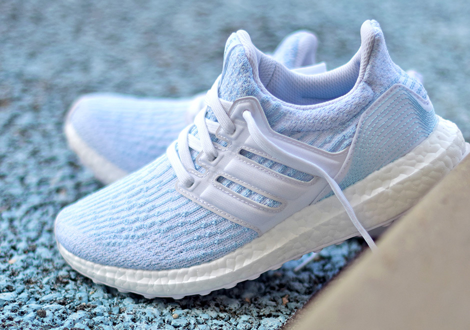 Parley Adidas Ultra Boost Ice Blue Sneakernews Com