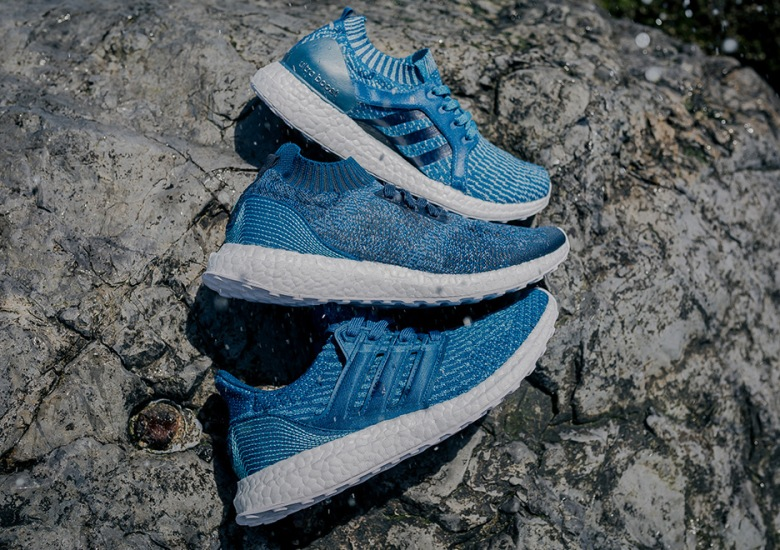 da9a27994b851 The Parley For The Oceans x adidas Ultra Boost Collection Releases This Week