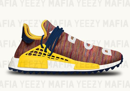 The Pharrell x adidas NMD Is Returning In November