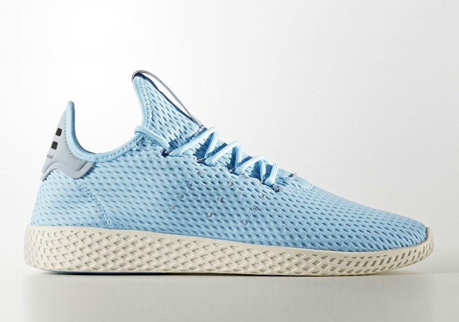 7eae2a840ea10 Pharrell adidas Tennis Hu 8 Upcoming Colorways