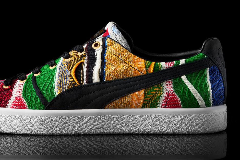 premium selection b136f e1504 COOGI Puma Clyde Release Date Info | SneakerNews.com