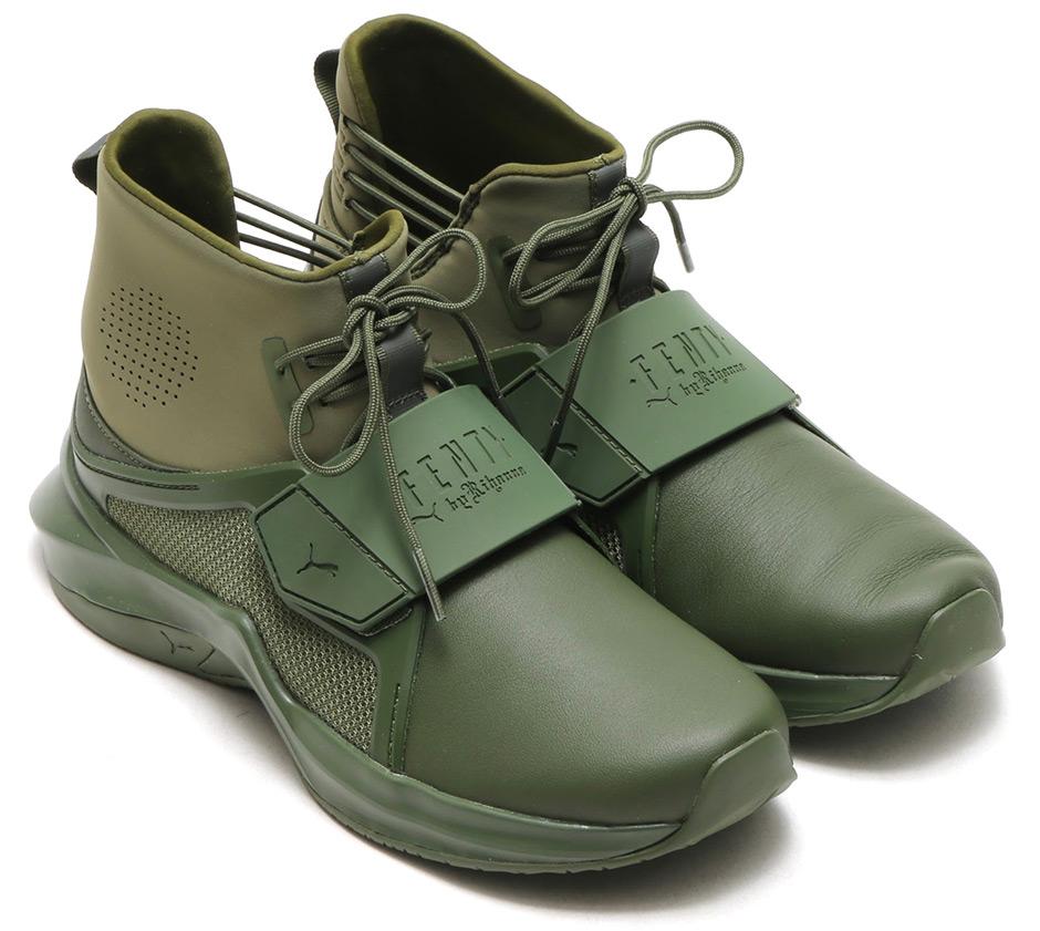 puma fenty shoes by rihanna