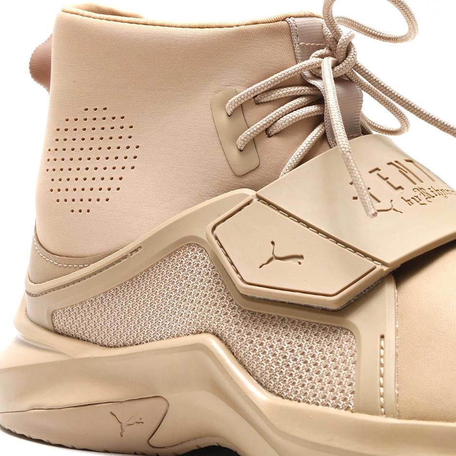 the best attitude 575e7 c6862 Rihanna Puma Fenty Trainer Hi | SneakerNews.com