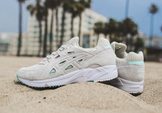 """size? Spends """"24 Hours In LA"""" With The ASICS Gel-DS Trainer"""