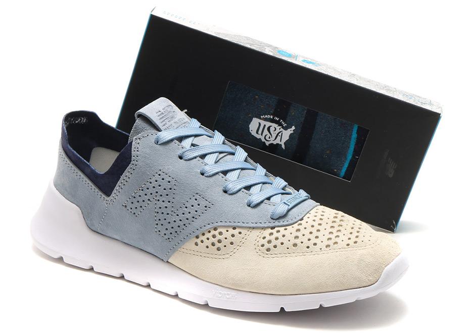 new styles 7e3b6 eb8a8 Stance New Balance 997 + 1978 Collab | SneakerNews.com