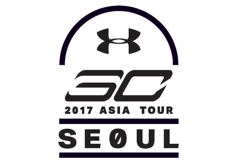 Steph Curry and Under Armour Asia Summer Tour 2017  ddb7c701317e