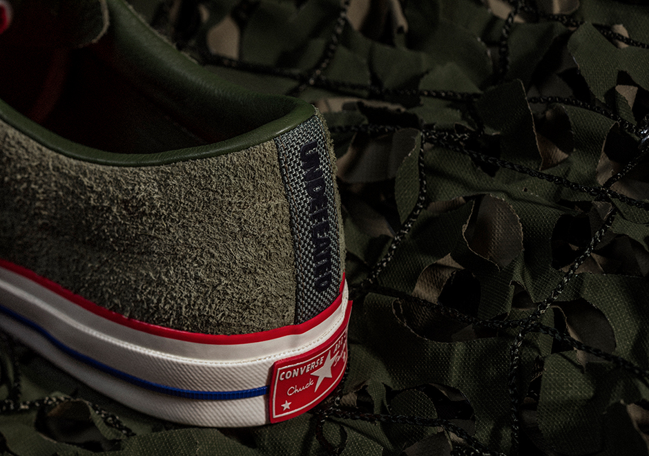 04f543b16597 UNDEFEATED x Converse One Star Release Date  May 11th