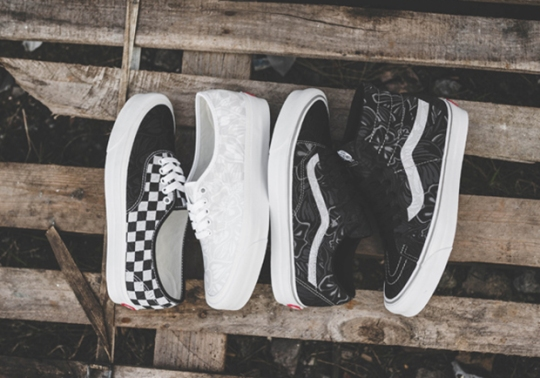 """The Vans Vault """"Jungle Jacquard"""" Pack Drops Later This Month"""