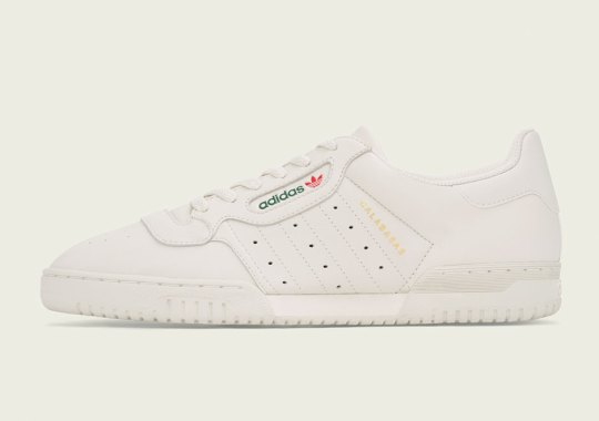 Store List For The adidas Yeezy Powerphase