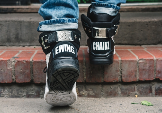The 2 Chainz x Ewing 33 Hi Releases This Month