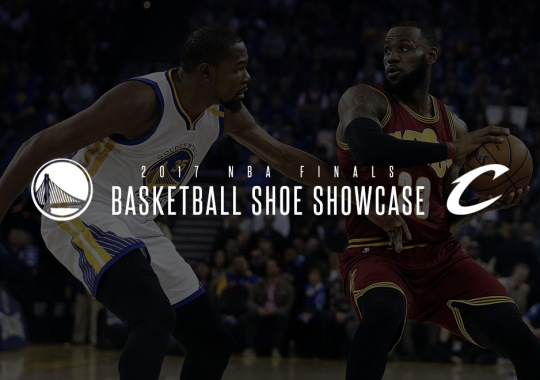 The 2017 NBA Finals Will Be The Biggest Basketball Shoe Platform Ever