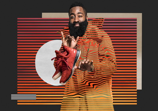 adidas Unveils New Lifestyle Edition of the Harden Vol. 1 In Four Colorways