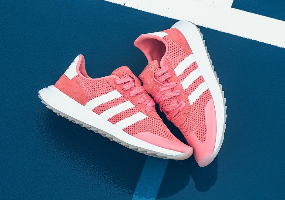 adidas flashback red